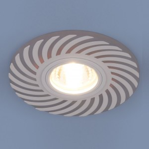 2215 MR16 / Светильник встраиваемый WH белый a040965