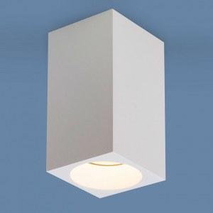 1085 GU10/ Светильник накладной WH белый матовый a040989