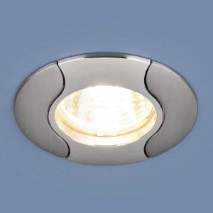7006 MR16 / Светильник встраиваемый CH/N хром/никель a041155