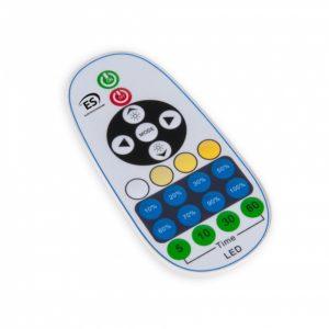 Фото 2 Контроллер-регулятор цвета RGB с пультом ДУ a041348 в стиле