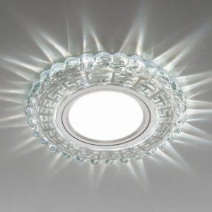 2217 MR16 / Светильник встраиваемый CL прозрачный a041512