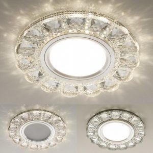 Фото 2 Встраиваемый светильник a041518 в стиле модерн