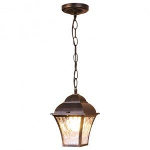 GL 1009H / Светильник садово-парковый Apus H черное золото (GL 1009H) a043115