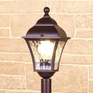 Фото 2 Наземный низкий светильник a043116 в стиле классический