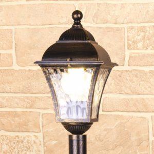 Фото 2 Наземный низкий светильник a043117 в стиле классический