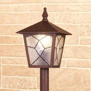 Фото 2 Наземный низкий светильник a043125 в стиле классический