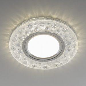 2222 MR16 / Светильник встраиваемый CL прозрачный a043145