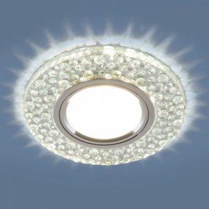 2224 MR16 / Светильник встраиваемый CL прозрачный a043148
