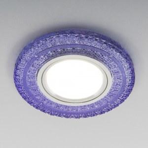2225 MR16 / Светильник встраиваемый PU фиолетовый a043179