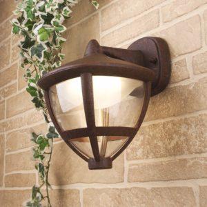 GL LED 3001D / Светильник садово-парковый со светодиодами Gala D брауни (GL LED 3001D) a043197
