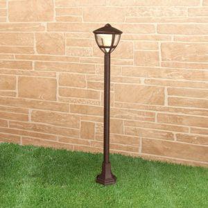 Фото 2 Наземный высокий светильник a043202 в стиле классический