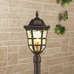 GL 1013F / Светильник садово-парковый Dorado F кофейное золото (GL 1013F) a043641
