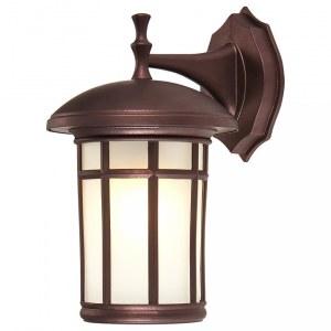 GL 1016D / Светильник садово-парковый Lepus D кофейное золото (GL 1016D) a043644