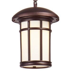 GL 1016H / Светильник садово-парковый Lepus H кофейное золото (GL 1016H) a043646