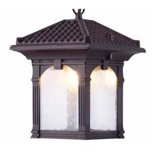 GL 1021H / Светильник садово-парковый Corvus H капучино (GL 1021H) a043655