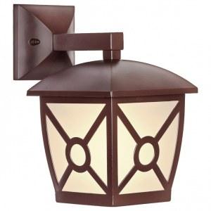 GL 1022D / Светильник садово-парковый Columba D коричневый (GL 1022D) a043656