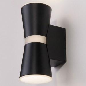 MRL LED 1003 / Светильник настенный светодиодный Viare черный a043953