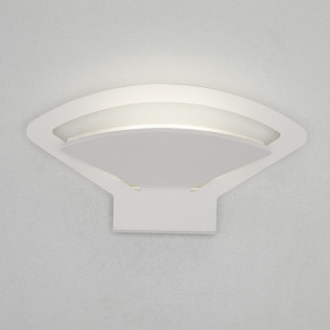 MRL LED 1009 / Светильник настенный светодиодный Pavo белый a043973