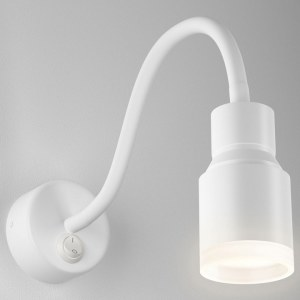 MRL LED 1015 / Светильник настенный светодиодный Molly белый a043983