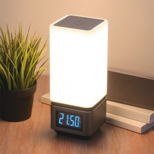80418/1 / настольный светильник / серебристый a045354