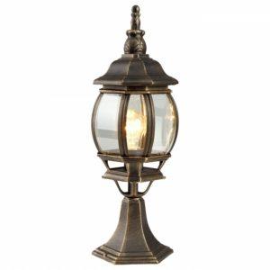 Наземный низкий светильник A1044FN-1BN Arte Lamp