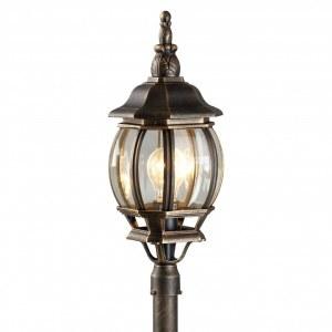Детальное фото 1 Наземный высокий светильник A1046PA-1BN в стиле классический