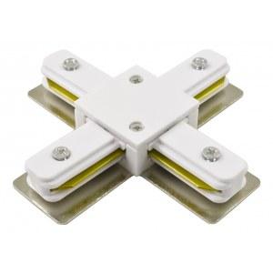Фото 1 Соединитель с токопроводом X-образный для треков A110033 в стиле