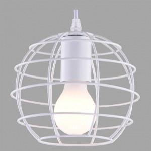 Фото 1 Подвесной светильник A1110SP-1WH в стиле техно