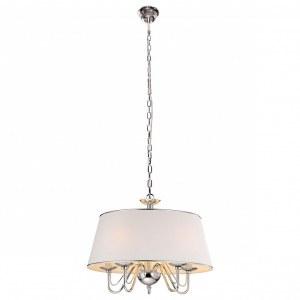 Фото 2 Подвесной светильник A1150SP-5CC в стиле классический
