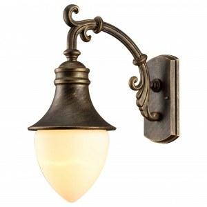 Фото 1 Светильник на штанге A1317AL-1BN в стиле флористика