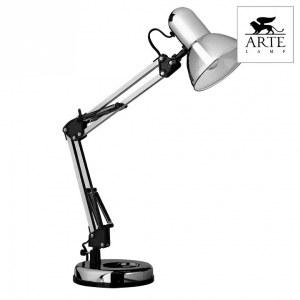 Фото 2 Настольная лампа офисная A1330LT-1CC в стиле техно