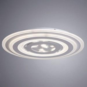 Фото 2 Накладной светильник A1397PL-1CL в стиле модерн