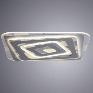 Фото 2 Накладной светильник A1399PL-1CL в стиле модерн