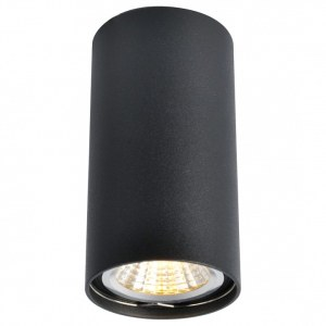 Фото 1 Накладной светильник A1516PL-1BK в стиле техно