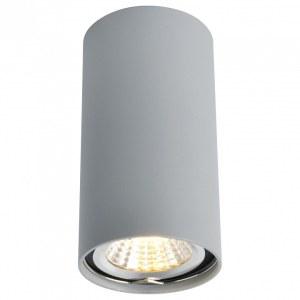 Фото 1 Накладной светильник A1516PL-1GY в стиле техно