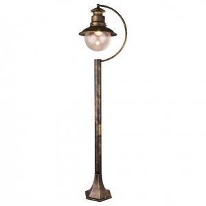 Наземный высокий светильник A1523PA-1BN Arte Lamp