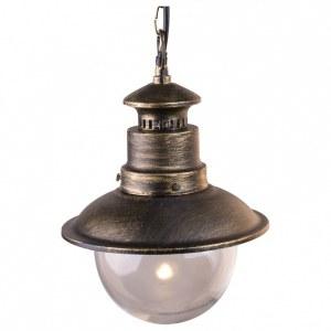 Фото 1 Подвесной светильник A1523SO-1BN в стиле модерн