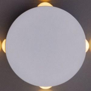 Фото 1 Накладной светильник A1525AP-1WH в стиле техно