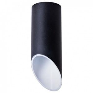 Фото 1 Накладной светильник A1615PL-1BK в стиле модерн