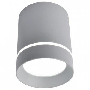 Фото 1 Накладной светильник A1909PL-1GY в стиле техно