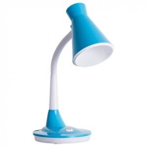 Фото 1 Настольная лампа офисная A2007LT-1BL в стиле модерн