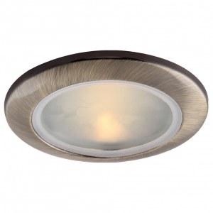 Фото 1 Встраиваемый светильник A2024PL-1AB в стиле техно
