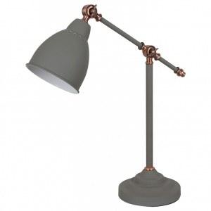 Настольная лампа офисная A2054LT-1GY Arte Lamp