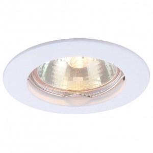 Фото 1 Встраиваемый светильник A2103PL-1WH в стиле модерн