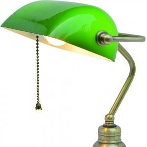 Детальное фото 1 Настольная лампа офисная A2492LT-1AB в стиле модерн