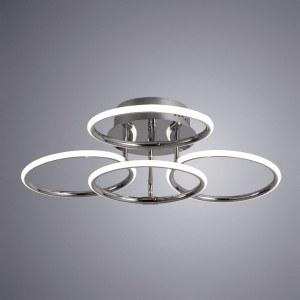 Фото 2 Накладной светильник A2516PL-4CC в стиле модерн