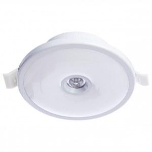Фото 1 Встраиваемый светильник A2517PL-2WH в стиле техно