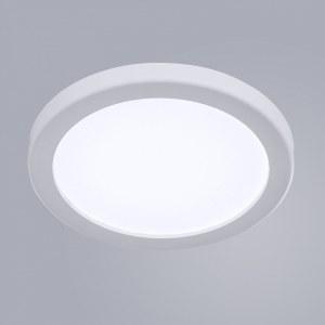 Фото 2 Встраиваемый светильник A2529PL-1WH в стиле