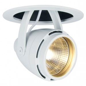 Фото 1 Встраиваемый светильник A3120PL-1WH в стиле техно