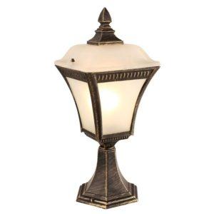 Наземный низкий светильник A3161FN-1BN Arte Lamp